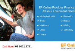 Equipment Loans Online