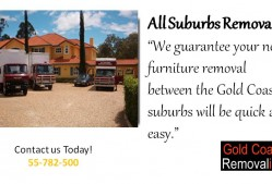 Gold Coast Removalists
