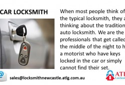 ATLG Locksmith Newcastle