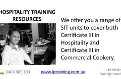 Lee Perlitz Training Consultancy