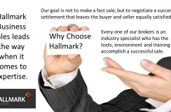 Hallmark Business Sales Pty Ltd