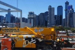 Hire reliable mobile crane services for Tight access areas!